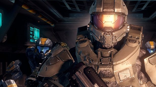 Test-Video von Halo 4