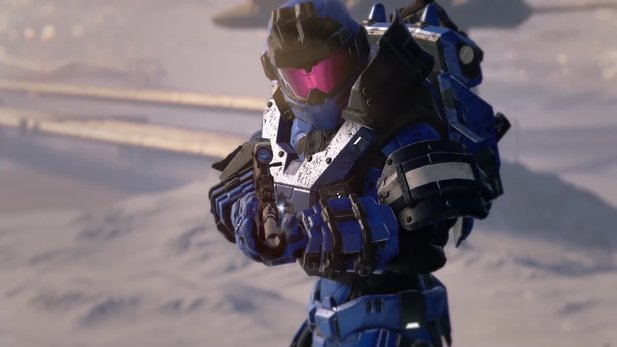 Halo 5: Guardians - Launch-Trailer zu »Memories of Reach«