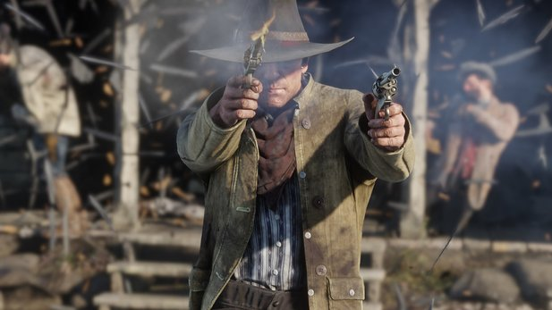 Kennen wir bereits die Open World-Map von Red Dead Redemption 2?