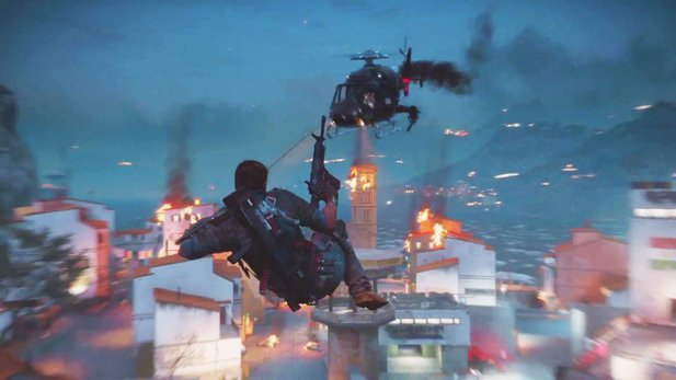 Just Cause 3 - Gamescom-Trailer »Burn It«