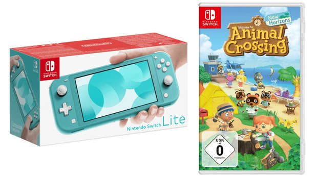 Nintendo Switch Lite Bundle kaufen
