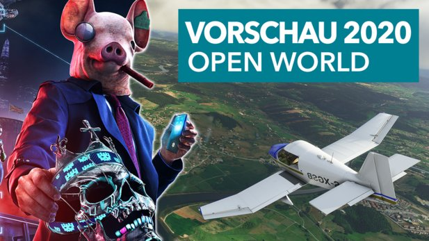 Hier findet ihr alle Open World-Highlights 2020.
