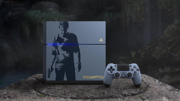 PlayStation 4 - Trailer: Limited Edition Uncharted 4 Bundle