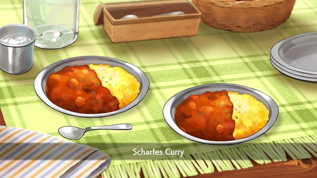 Scharfes Curry