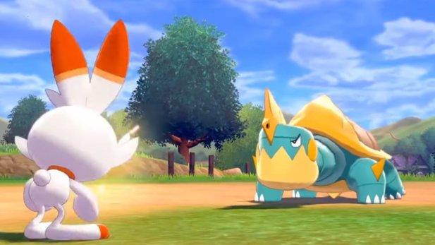 Pokemon Schwert Schild Zacian Und Zamazenta Spalten Die Fans