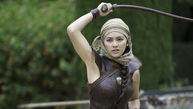 Jessica Henwick in der Erfolgsserie Game of Thrones.