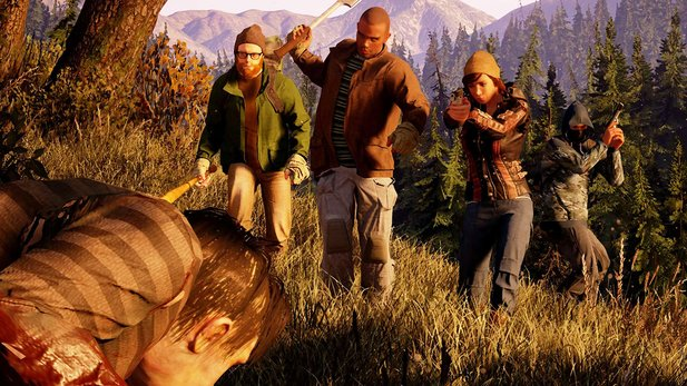 State of Decay 2 - PAX-East-Trailer: Das muss doch weh tun!