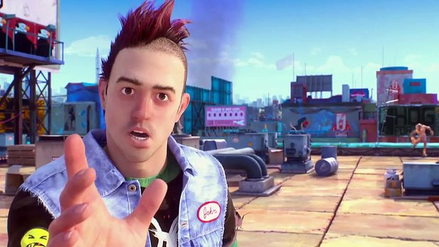 Sunset Overdrive - E3-Trailer und Gameplay