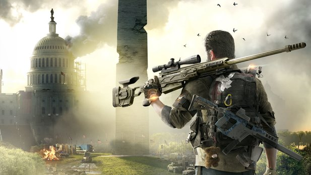 The Division 2 spielt in Washington, D.C.