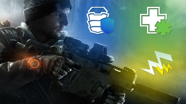 Wir stellen unsere Skill-Builds in The Division vor.