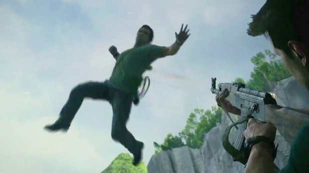Uncharted 4: A Thief's End - Erster Ingame-Trailer zum Multiplayer