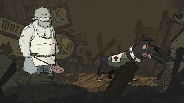 Valiant Hearts: The Great War - Entwicker-Video: »Kriegsszenario & Gameplay«