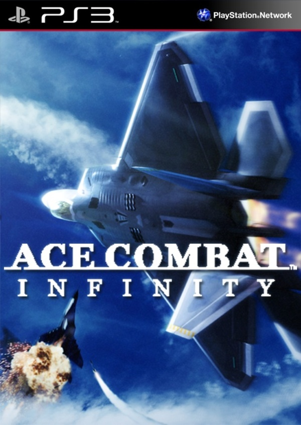 Cover zu Ace Combat: Infinity