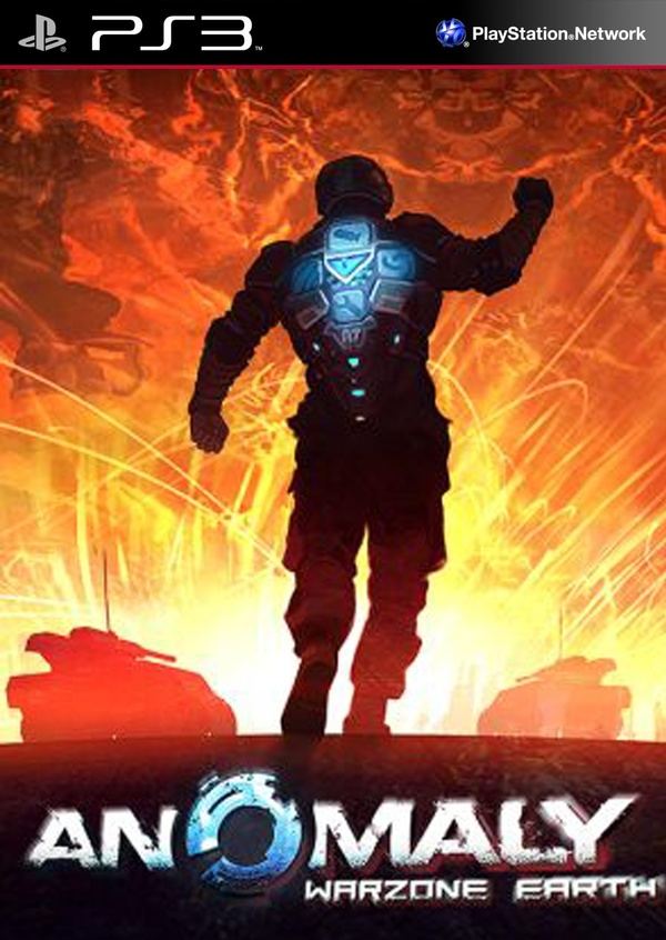 Cover zu Anomaly: Warzone Earth