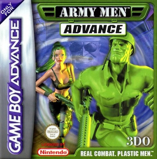 Cover zu Army Men: Advance