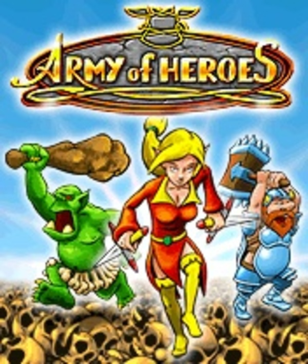 Cover zu Army of Heroes