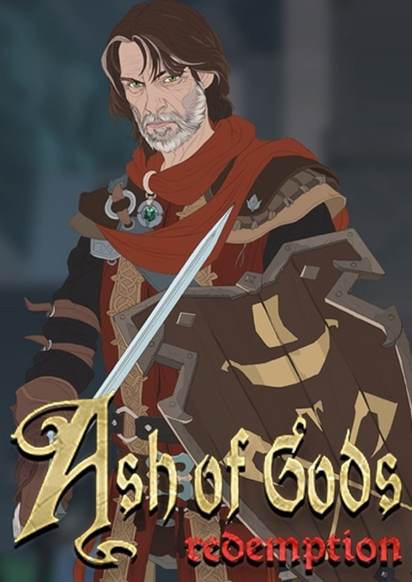 Cover zu Ash of Gods: Redemption