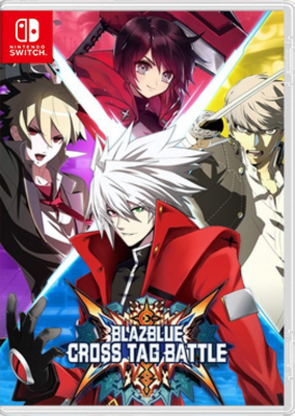 Cover zu BlazBlue: Cross Tag Battle