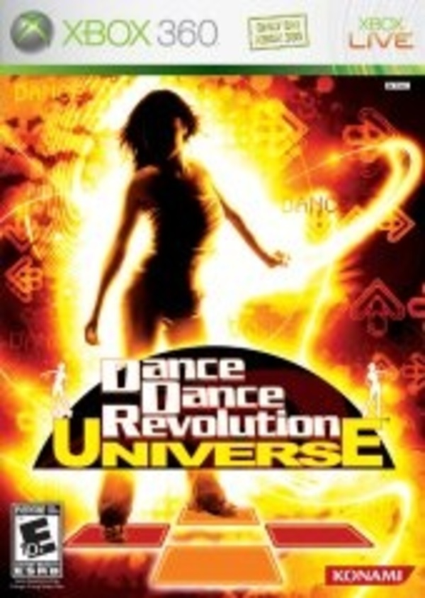 Cover zu Dancing Stage Universe