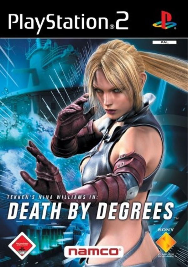 Cover zu Death by Degrees