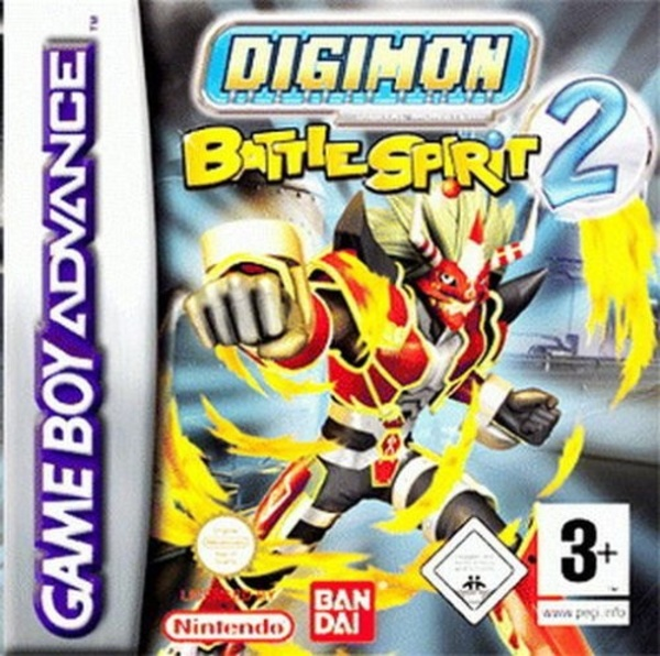 Cover zu Digimon Battle Spirits 2