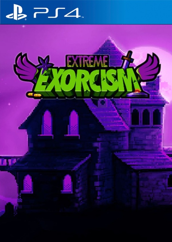 Cover zu Extreme Exorcism