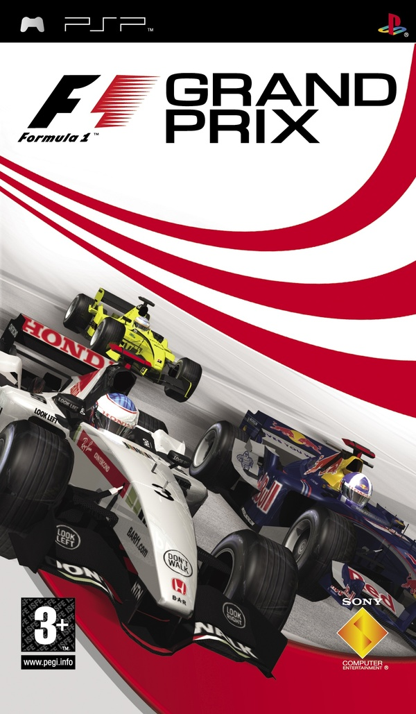 Cover zu F1 Grand Prix