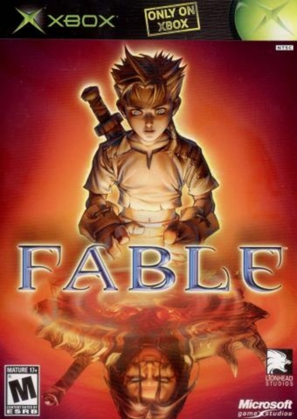 Cover zu Fable