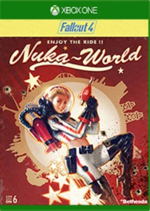 Cover zu Fallout 4: Nuka-World