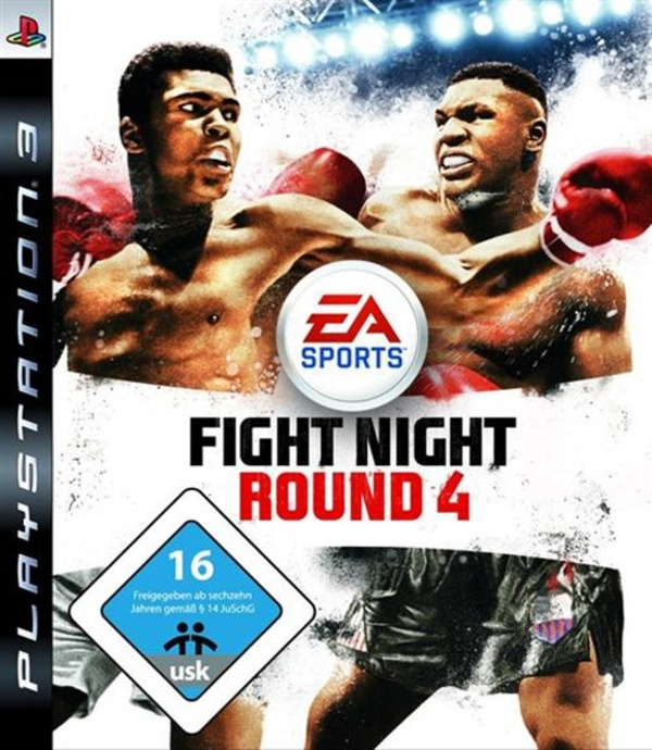 Cover zu Fight Night Round 4
