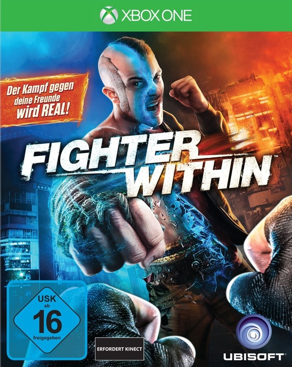 Cover zu Fighter Within