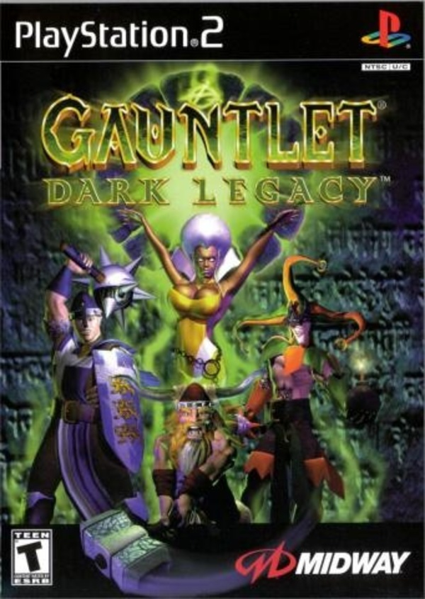 Cover zu Gauntlet: Dark Legacy