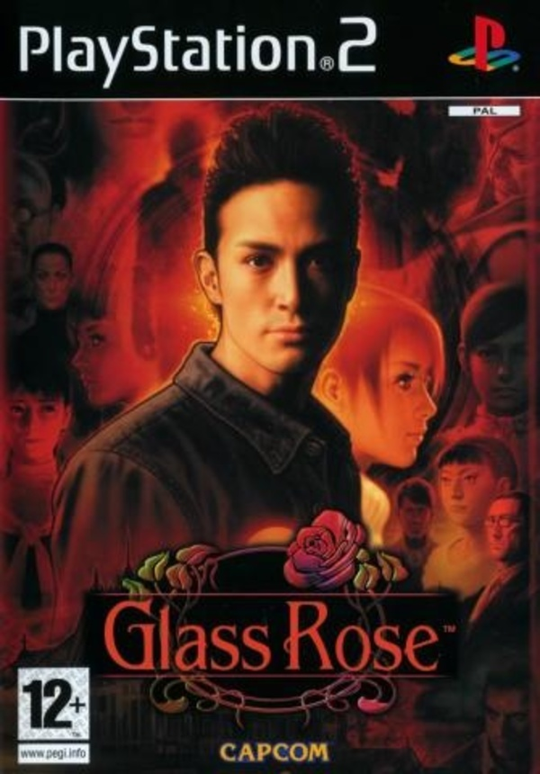 Cover zu Glass Rose