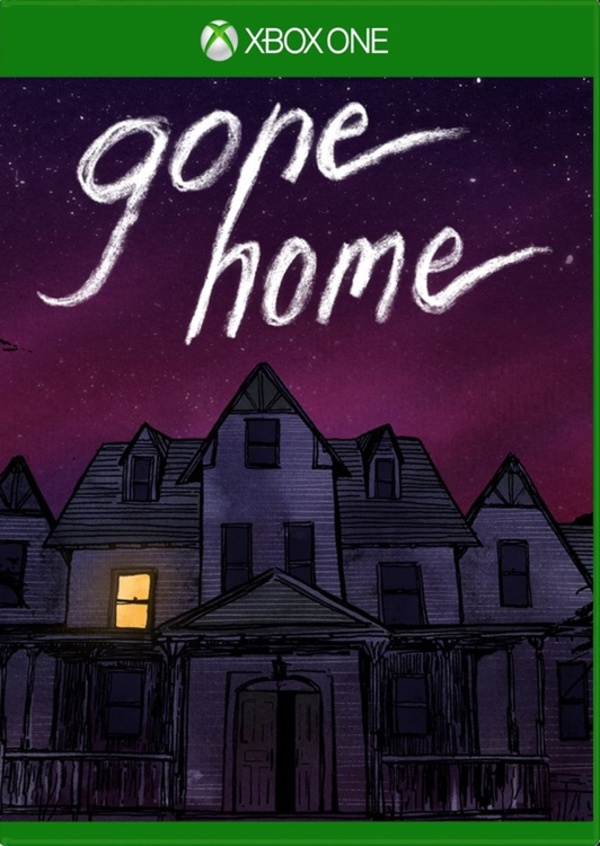 Cover zu Gone Home