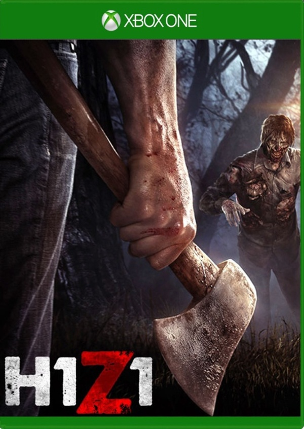 Cover zu H1Z1: King of the Kill