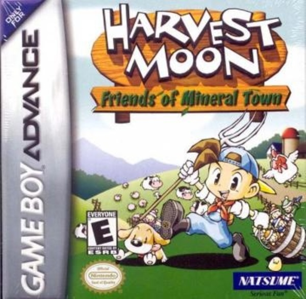 Cover zu Harvest Moon: Friends of Mineral Town