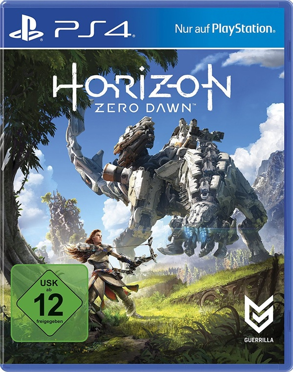 Cover zu Horizon Zero Dawn