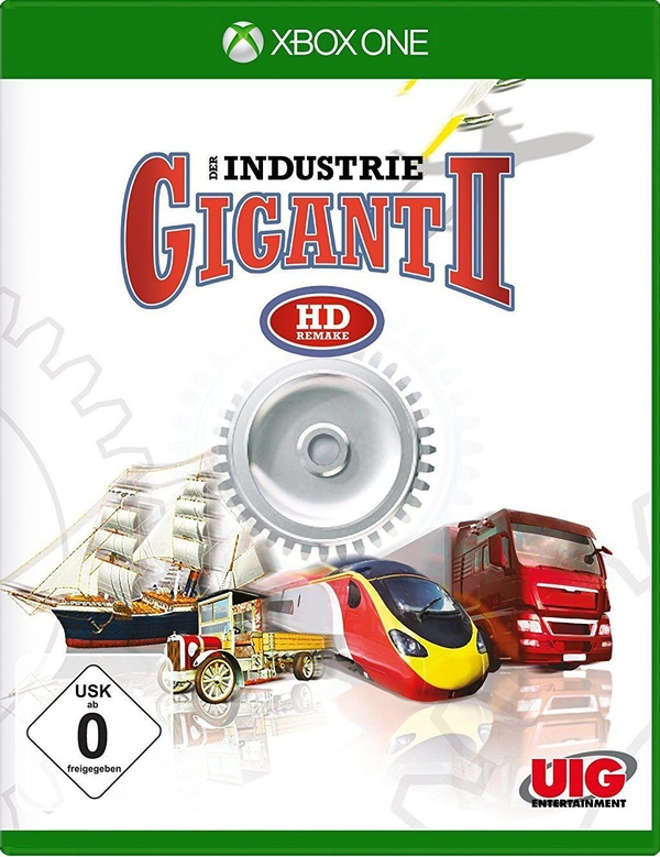 Cover zu Industrie Gigant 2 HD Remake