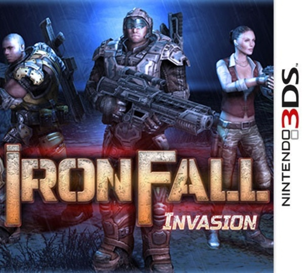 Cover zu Ironfall: Invasion