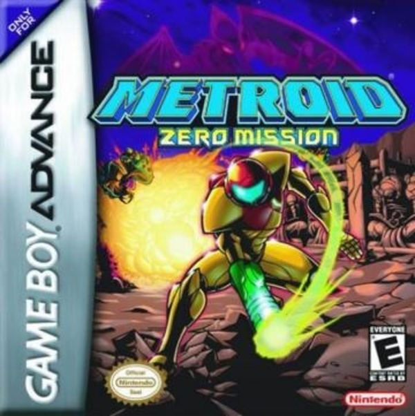 Cover zu Metroid: Zero Mission