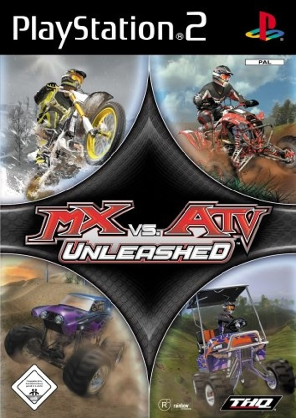 Cover zu MX vs. ATV Unleashed