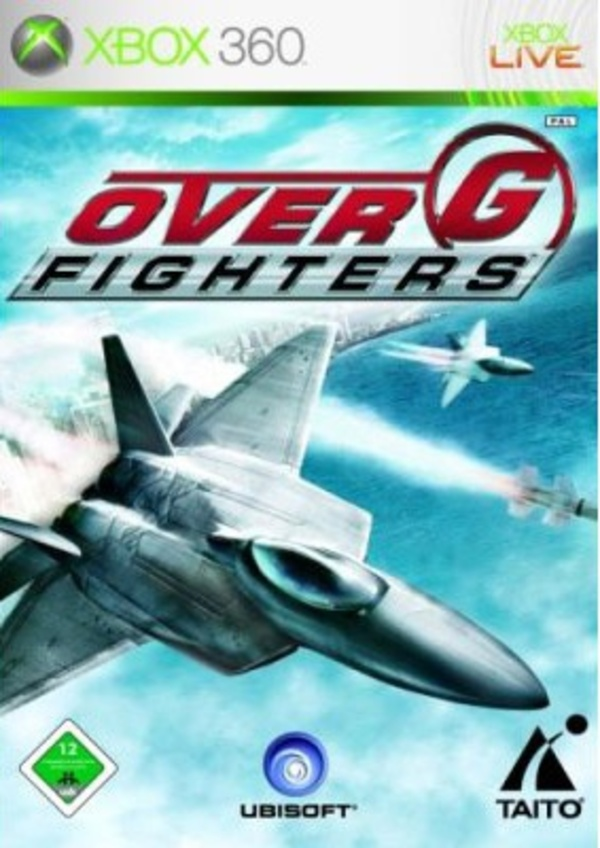 Cover zu Over G Fighters