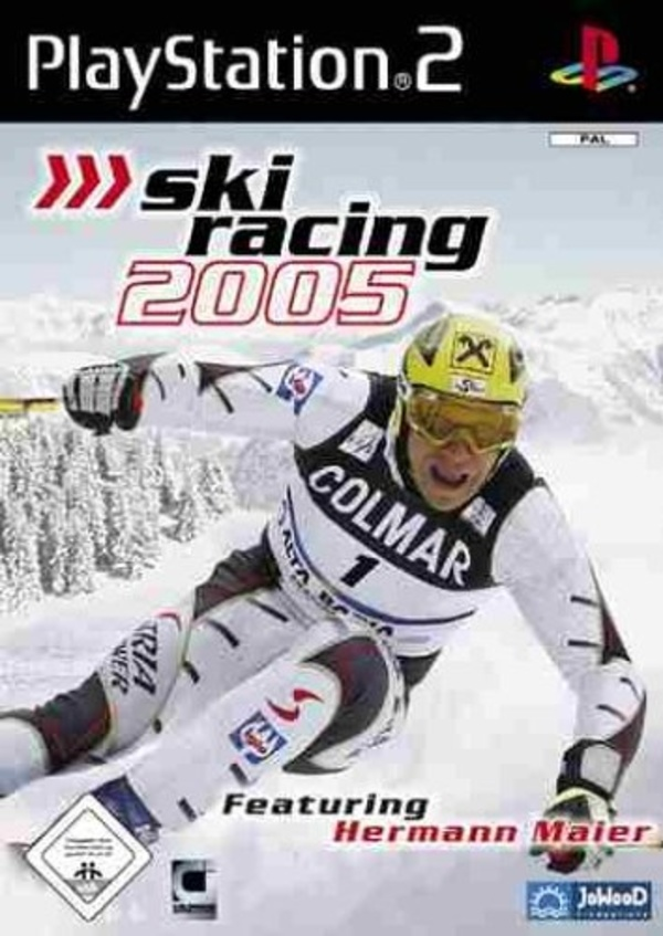 Cover zu Ski Racing 2005