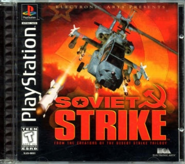 Cover zu Soviet Strike