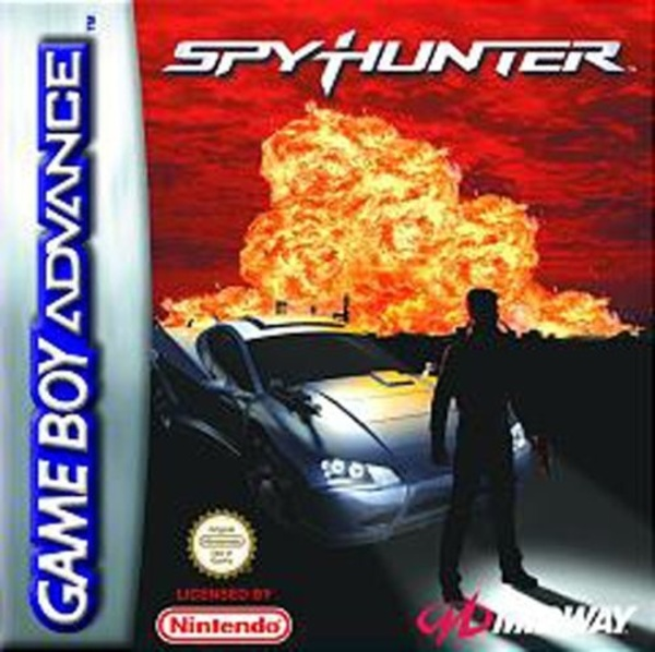 Cover zu SpyHunter