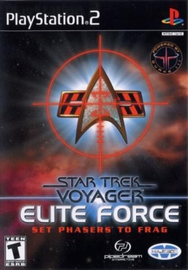 Cover zu Star Trek: Voyager: Elite Force