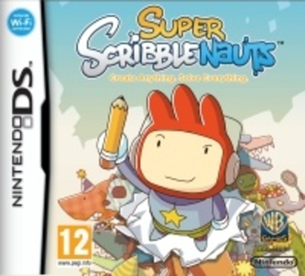 Cover zu Super Scribblenauts