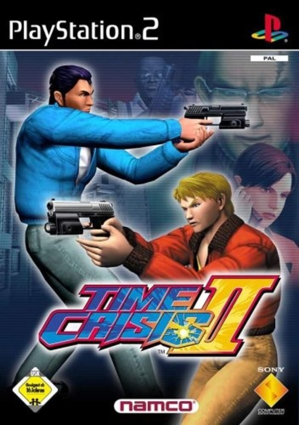 Cover zu Time Crisis 2