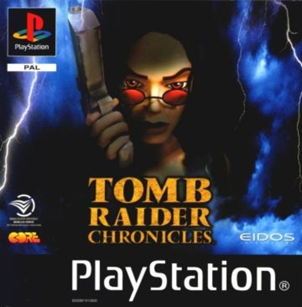 Cover zu Tomb Raider: Chronicles