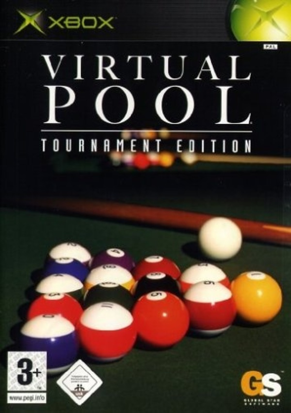Cover zu Virtual Pool: Tournament Edition